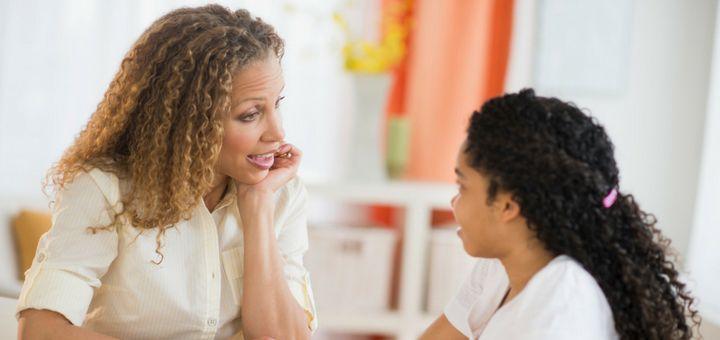 Habla con tus hijos sobre la mudanza