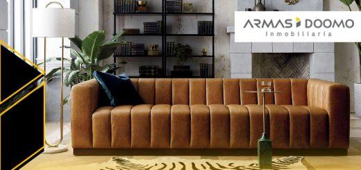 Usar muebles antiguos en tu departamento nuevo en Surquillo