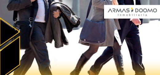 armas doomo beneficios de caminar al trabajo