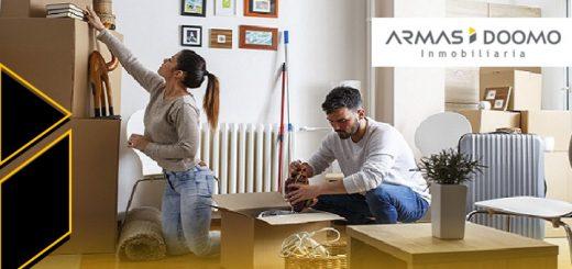 Consejos para vivir junto a tu pareja en un departamento