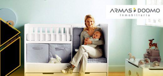 tips para que tu nuevo departamento sea a prueba de bebés